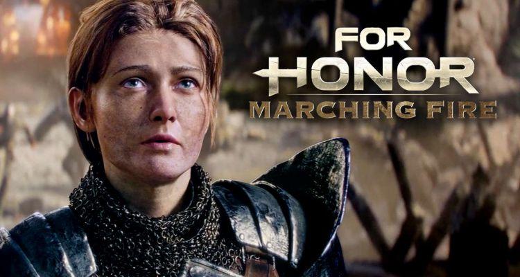 تاریخ شروع بتا عمومی For Honor Marching Fire اعلام شد