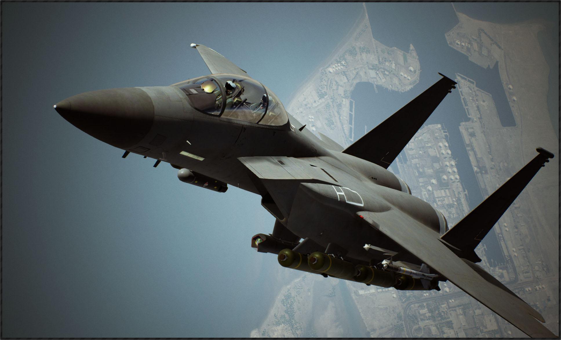 حجم نسخهی کنسولی بازی Ace Combat 7: Skies Unknown مشخص شد