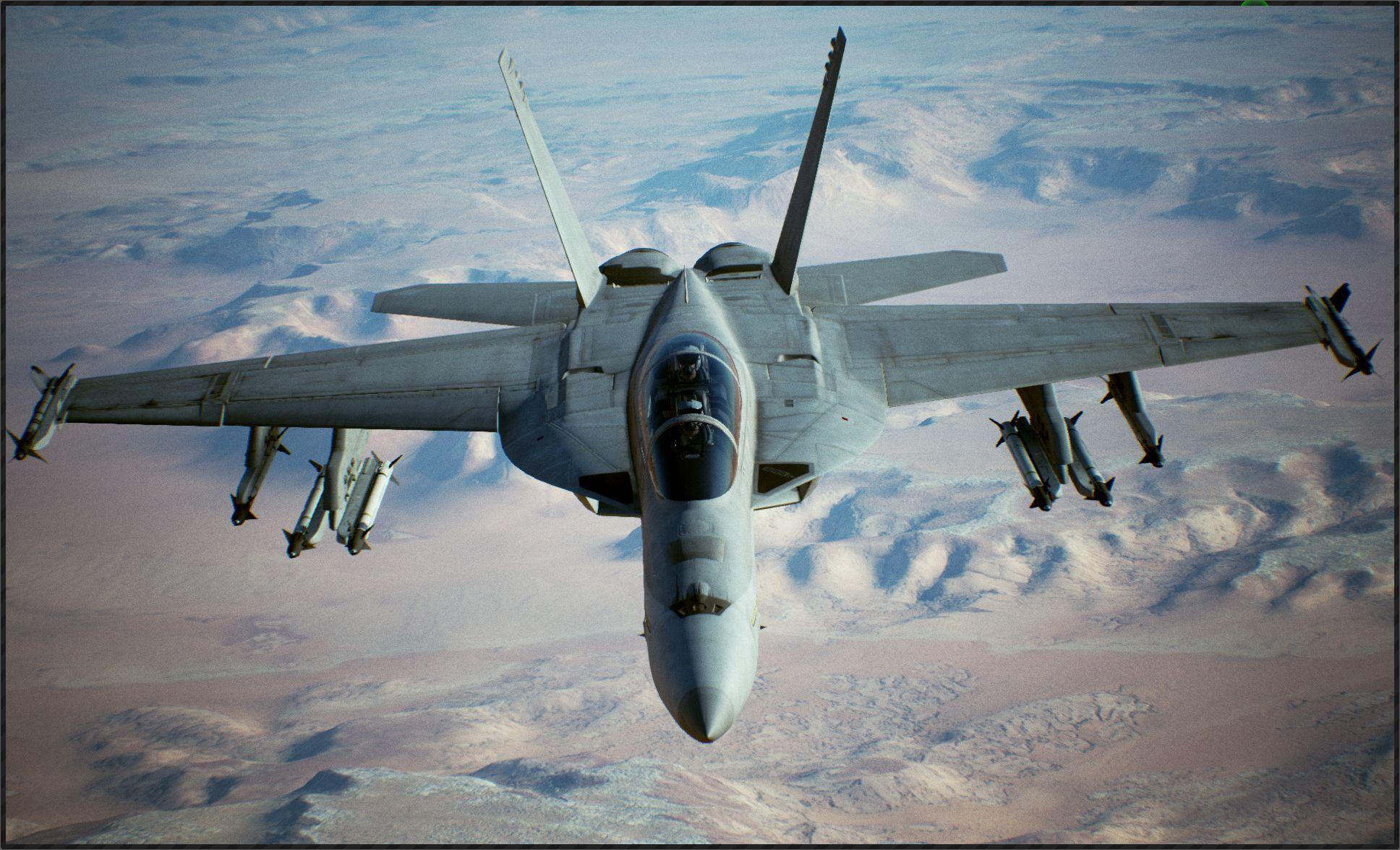 ویدئوهای جدید منتشر شده از Ace Combat 7 ماموریتهای بازی را نمایش میدهند