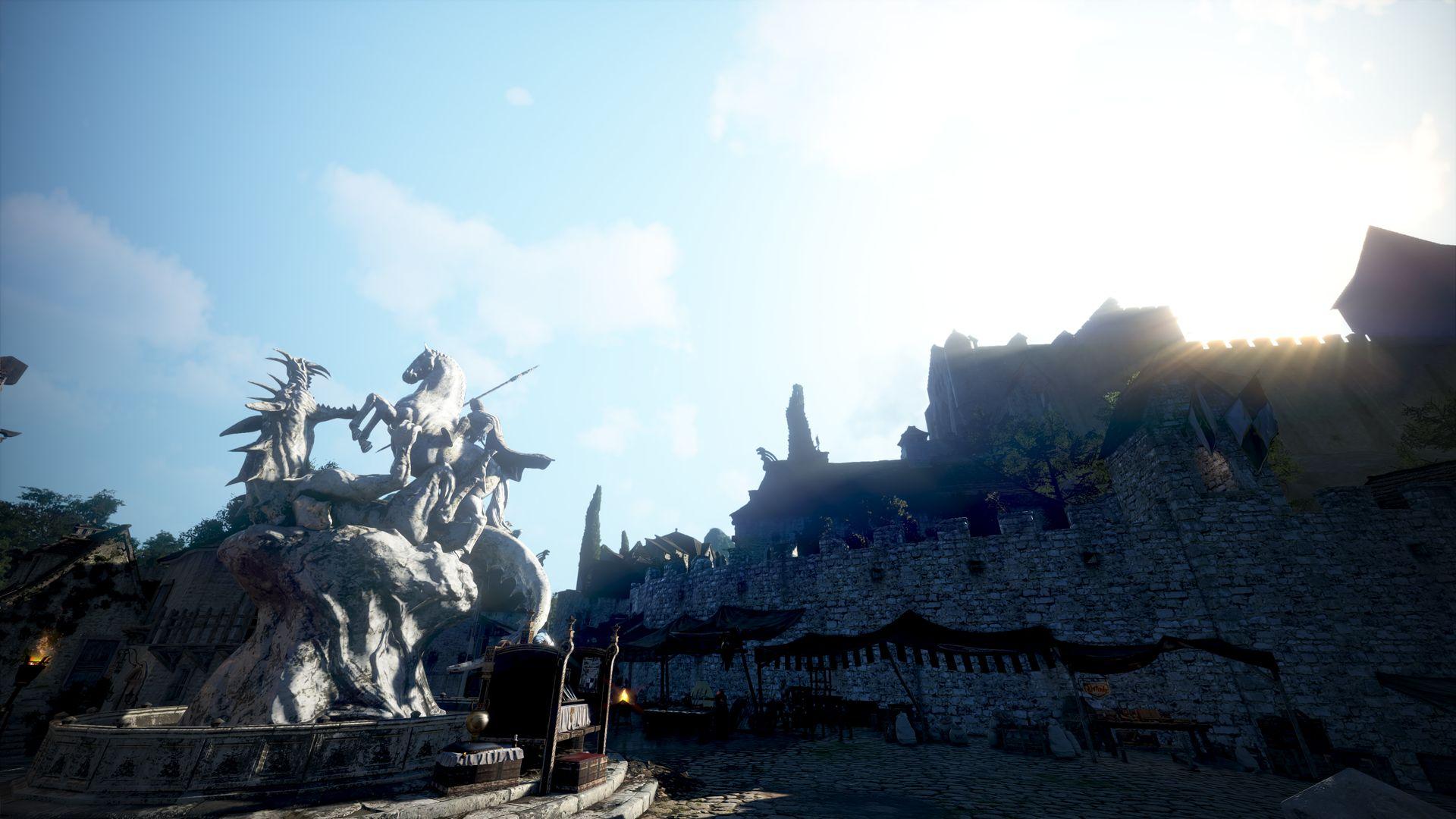 نسخهی بتای بازی Black Desert معرفی شد