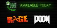 دو بازی Rage و DOOM به سرویس Xbox Game Pass افزوده شدند