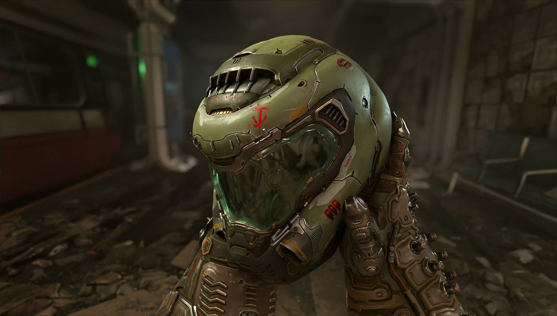 از نظر تهیهکنندهی بازی Doom Eternal موضوع خیر و شر دلیل بر سر زبان ماندن این مجموعه بوده است