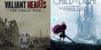 Child of Light و Valiant Hearts راهی نینتندو سوییچ خواهند شد