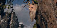 کتاب صوتی God of War با صداپیشگی میمیر معرفی شد