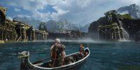 بازی God Of War بیش از ۷۰۰ خط دیالوگ درون قایق دارد