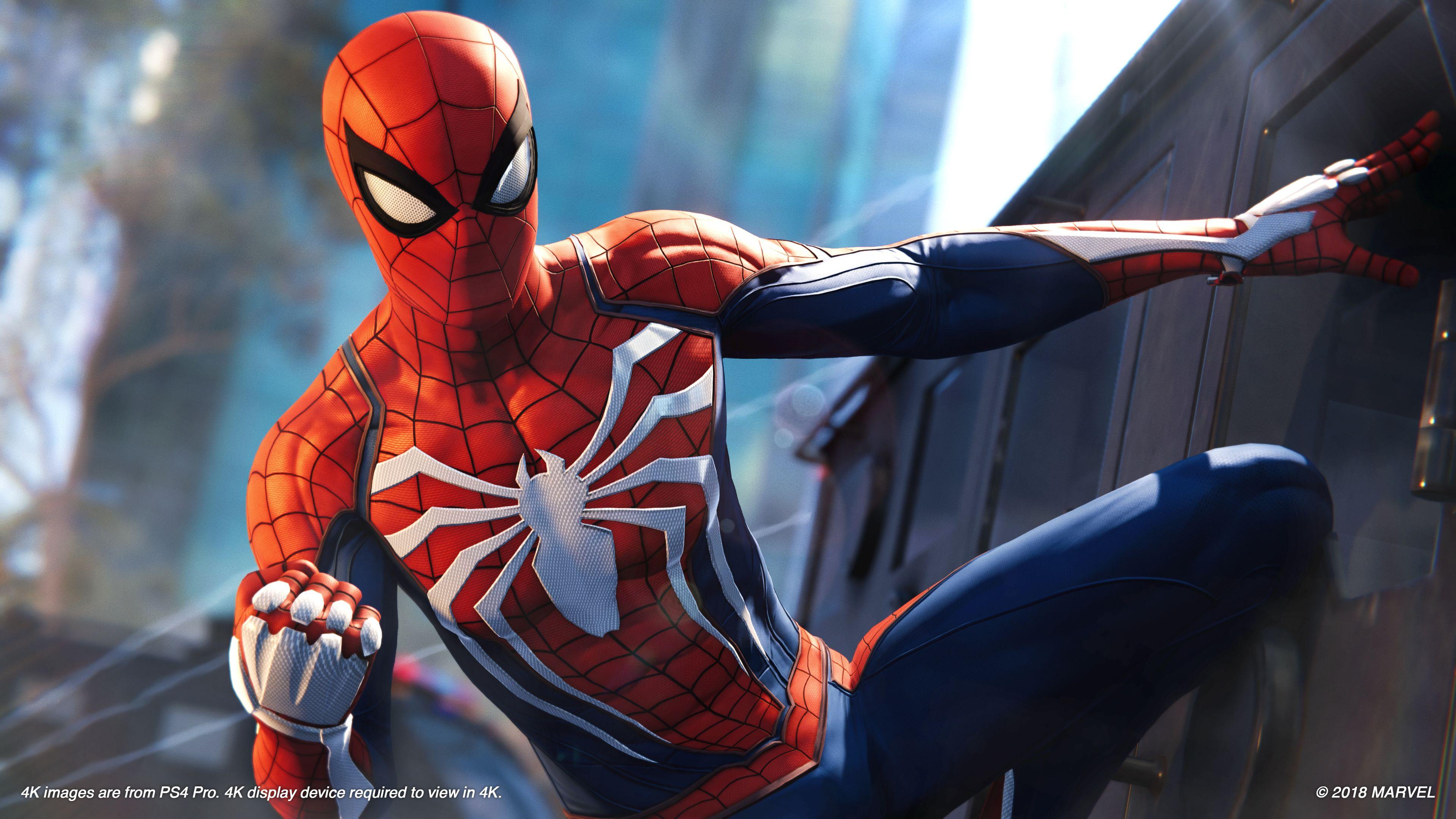 تصاویر و توضیحات جدیدی از شخصیتهای منفی Spider-Man منتشر شد