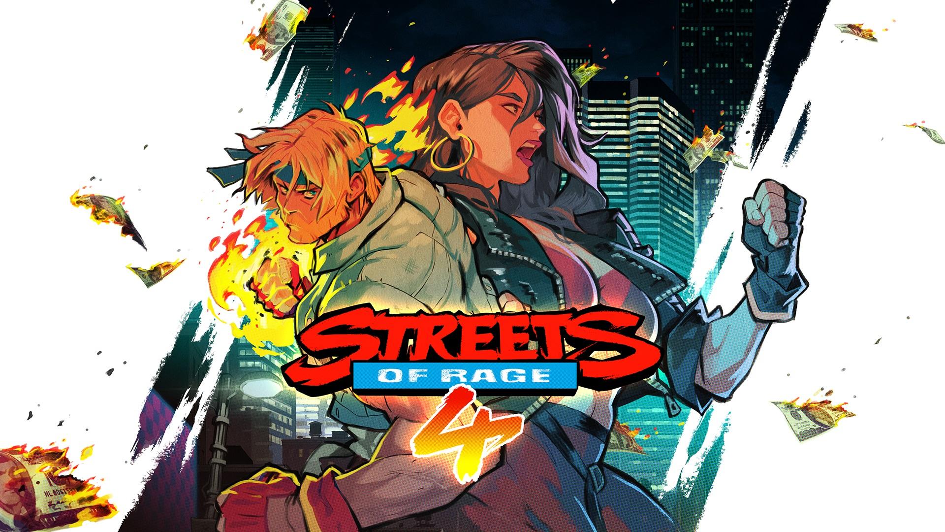هفتهی آینده جزئیات بیشتری از بازی Streets of Rage 4 منتشر خواهد شد