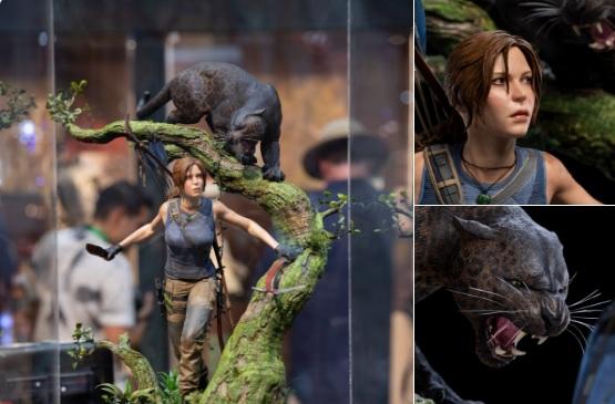 با مجسمه ۸۰۰ دلاری Shadow Of The Tomb Raider و سازندگان آن آشنا شوید