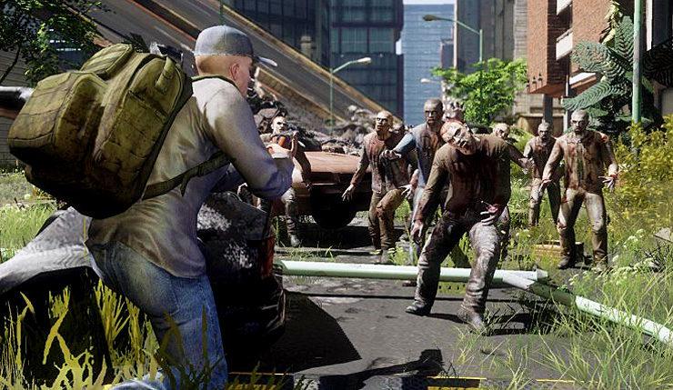 تاریخ انتشار نسخهی پلیاستیشن ۴ بازی DayZ اعلام شد