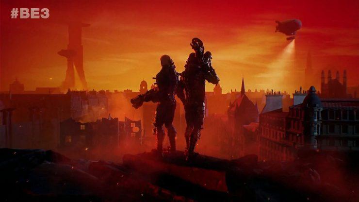 پیت هاینز از دلایل co-op بودن کمپین عنوان Wolfenstein Youngblood میگوید