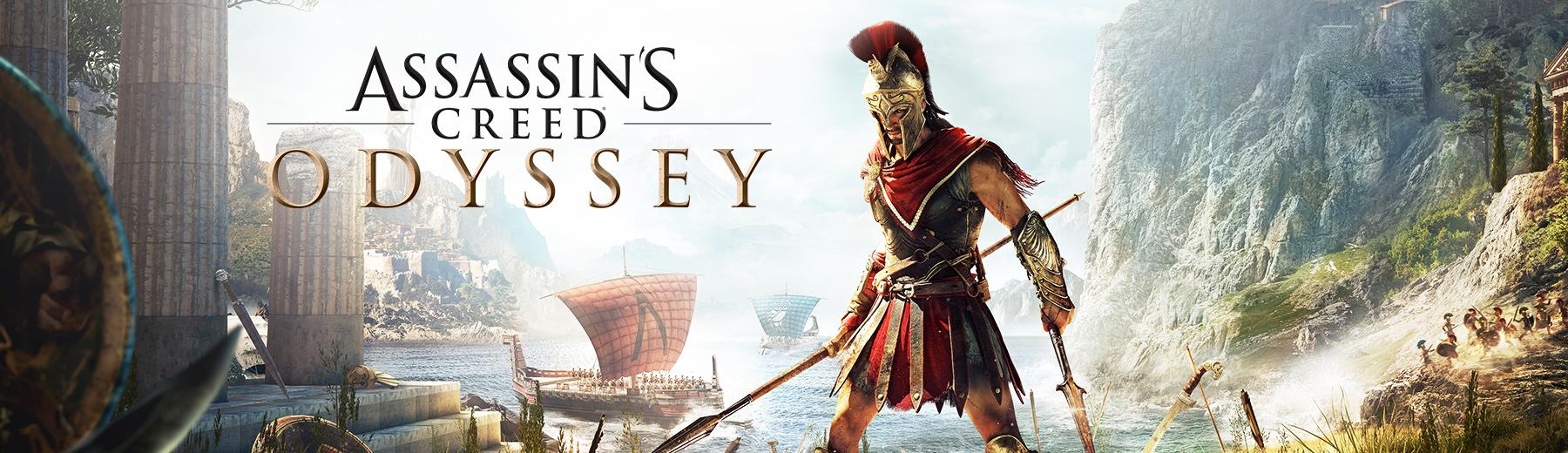 بهروزرسانی جدید بازی Assassin's Creed Odyssey منتشر شد