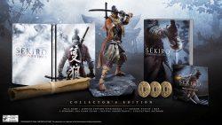 جزئیاتی از نسخه کالکتور بازی Sekiro: Shadows Die Twice منتشر شد