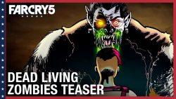 Far Cry 5 – زمان انتشار محتوای قابل دانلود Dead Living Zombies اعلام شد