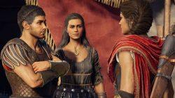 Assassin's Creed Odyssey دارای بیش از 30 ساعت کاتسین تعاملی است