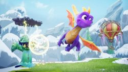 تریلر گیمپلی جدید Spyro Reignited Trilogy مرحلهی Hurricos Realm را به تصویر میکشد