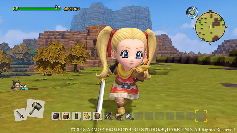 دو بسته الحاقی برای بازی Dragon Quest Builders 2 عرضه خواهد شد