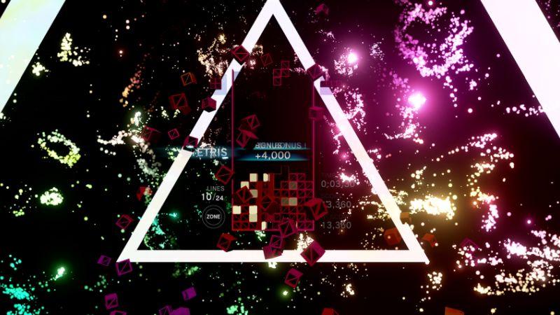 بازی Tetris Effect هماکنون برروی فروشگاه اپیک گیمز در دسترس قرار دارد
