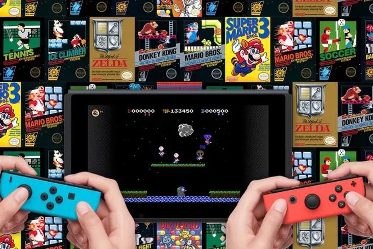 ۲۰ بازی کلاسیک NES برای سوییچ معرفی شده است