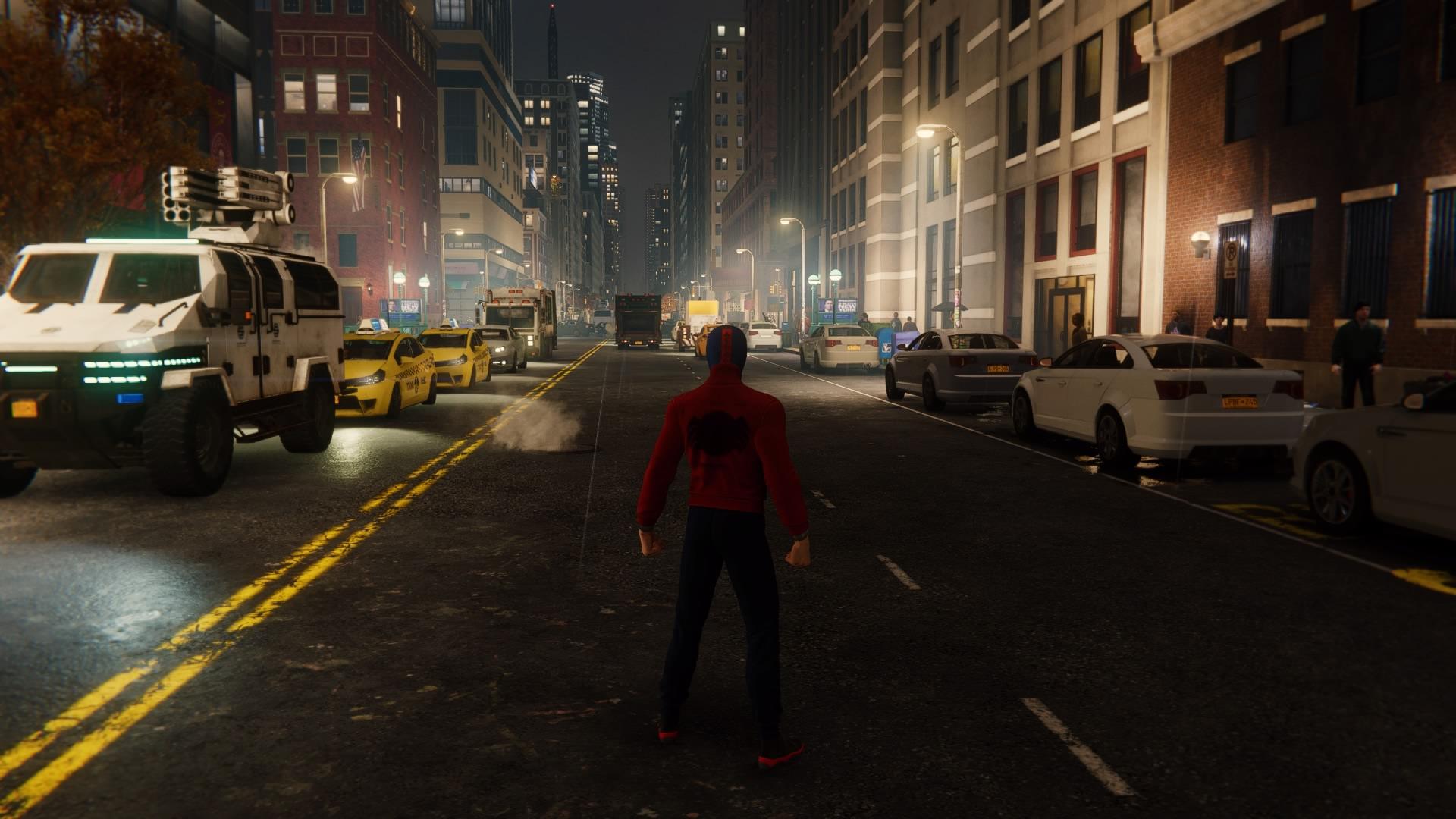 راهنمای دسترسی به لباس Avengers در بازی Spider-Man