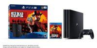 باندل جدید پلیاستیشن ۴ بازی Red Dead Redemption 2 معرفی شد