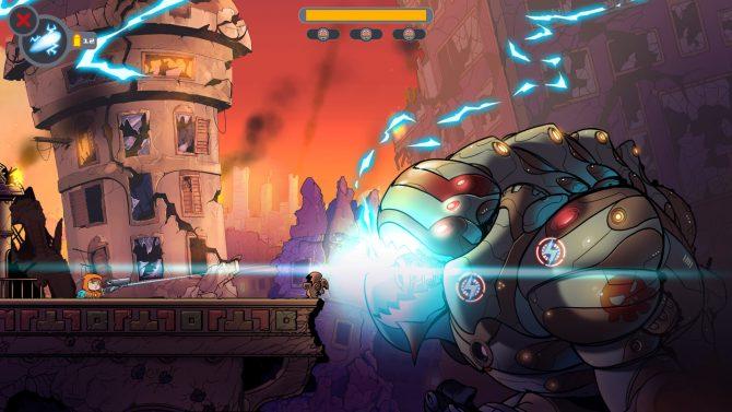 بازی Rise & Shine برای نینتندو سوئیچ هم عرضه میشود