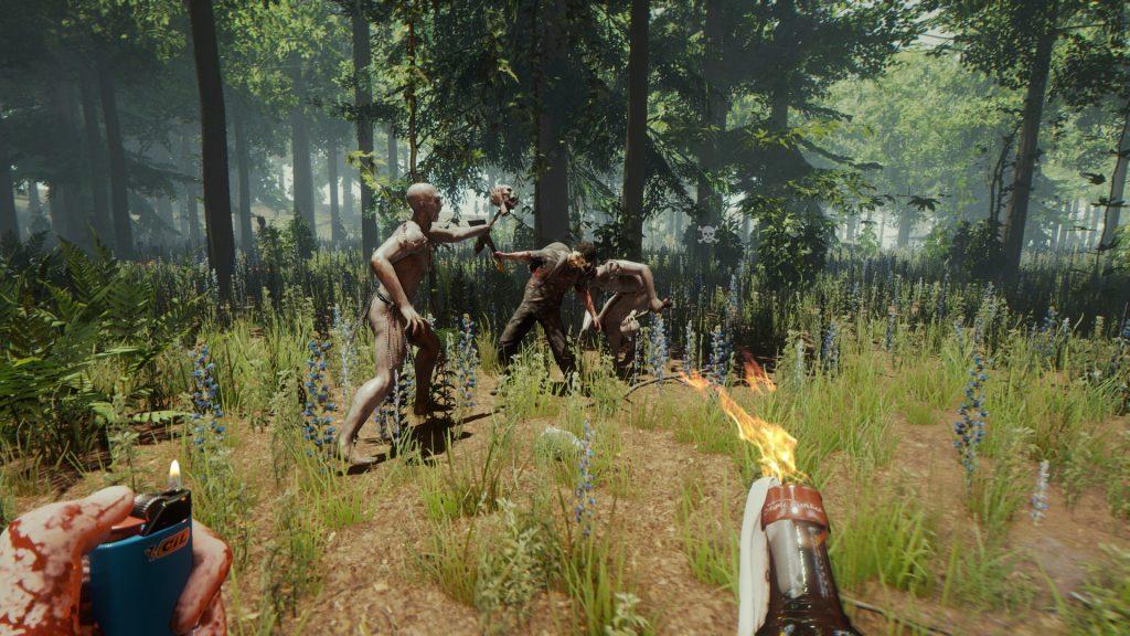 تاکنون ۵/۳ میلیون نسخه از بازی The Forest به فروش رسیده است