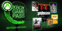 بازیهای جدید سرویس Xbox Games Pass برای ماه اکتبر اعلام شد