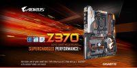 آنباکسینگ مادربُرد Z370 AORUS Gaming 5 گیگابایت
