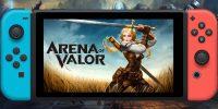 تاریخ انتشار نسخهی نینتندو سوییچ Arena of Valor اعلام شد