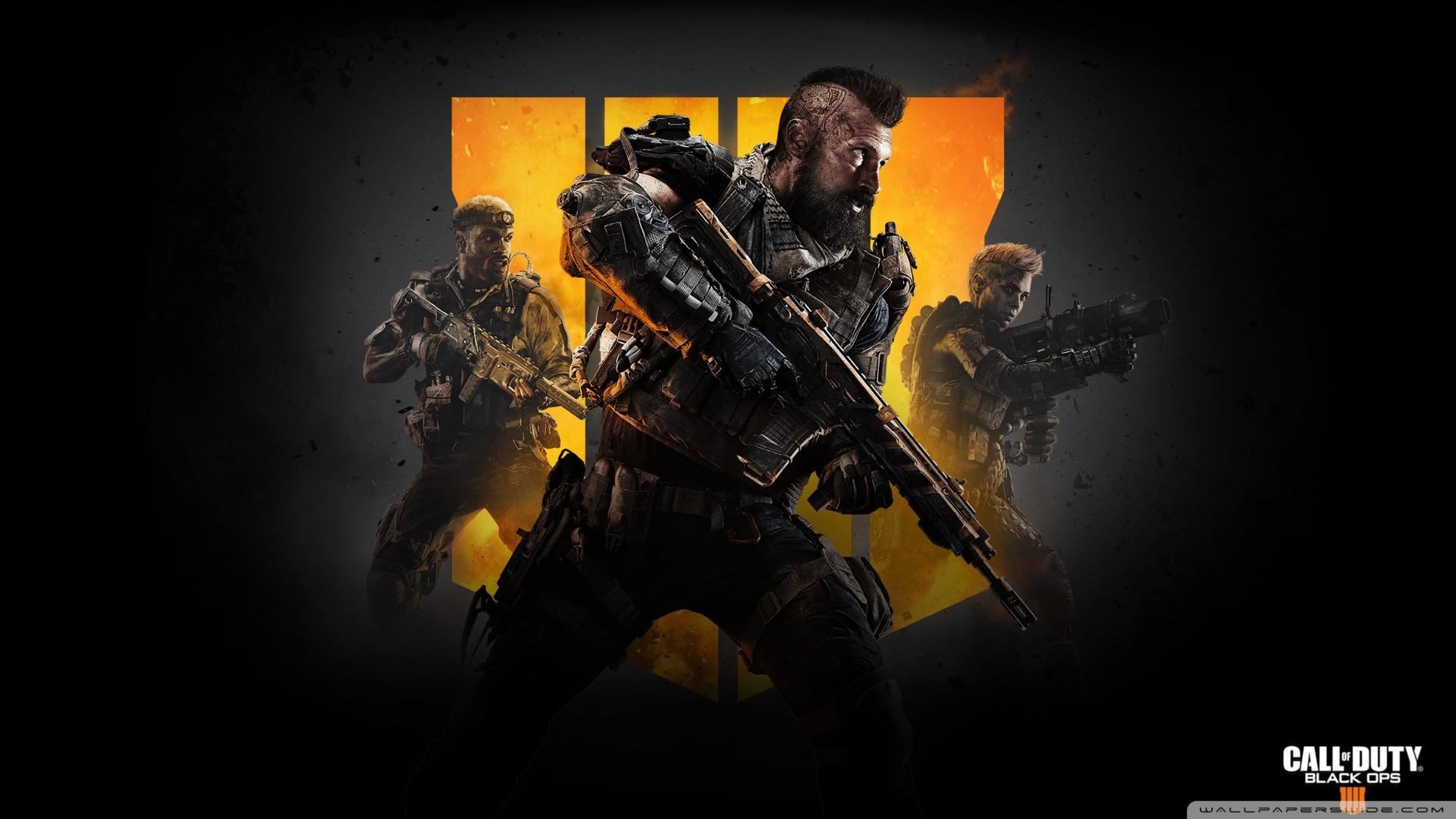 محتوای الحاقی Call of Duty: Black Ops 4 در انحصار زمانی پلیاستیشن ۴ خواهند بود.