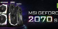 با کارتهای گرافیک سری MSI Geforce RTX 2070 آشنا شوید
