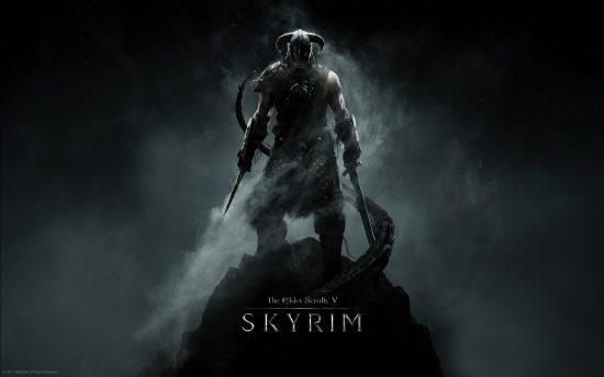 یک گلیچ بازی Skyrim را شبیه به Persona 5 کرده است