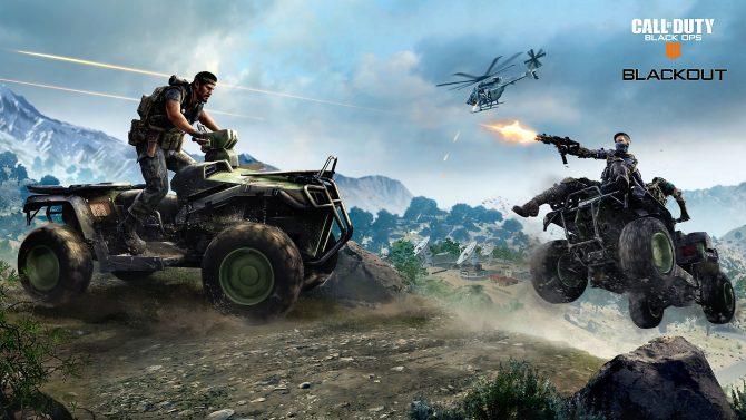 تریلر جدید Call of Duty: Black Ops 4، ویژگیهای شاخص نقشه Blackout را نشان میدهد