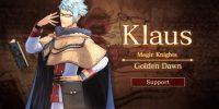 ویدئویی از شخصیت Klaus Lunettes بازی Black Clover: Quartet Knights منتشر شد