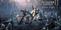 تاریخ انتشار بستهی گسترشدهندهی Holy Fury بازی Crusader Kings II مشخص شد