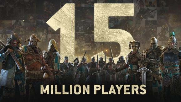 آماری حیرتانگیز از تعداد بازیبازان For Honor منتشر شد