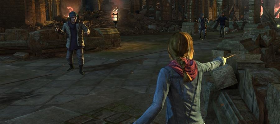 ویدئویی منتشر شده از بازی جدید هری پاتر زیبا به نظر میرسد