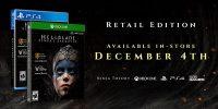 نسخهی فیزیکی بازی Hellblade: Senua's Sacrifice معرفی شد
