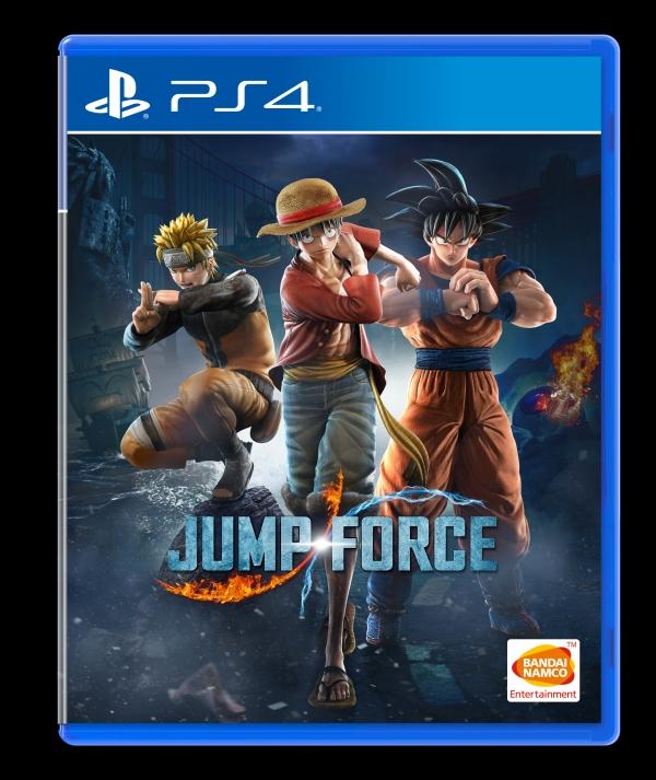 مزایای پیشخرید و نسخهی مختلف بازی Jump Force مشخص شد