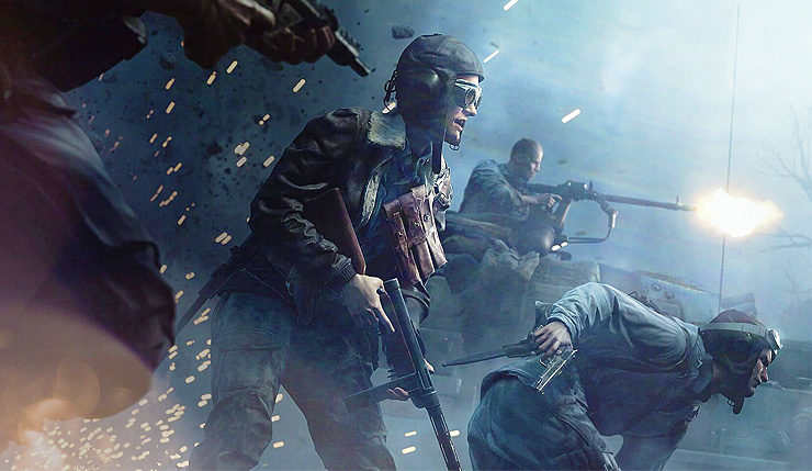 برنامهی زمانی انتشار بازی Battlefield V مشخص شد