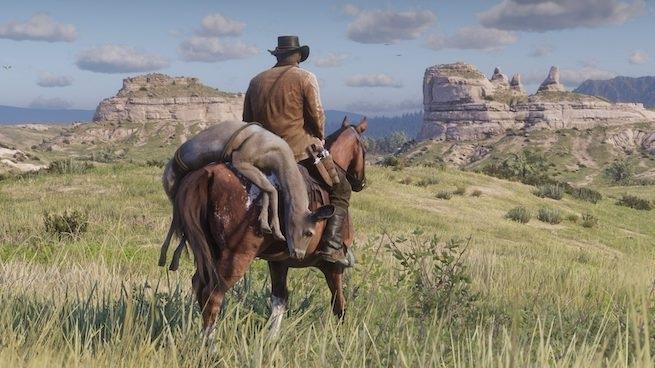 Red Dead Redemption 2 | رفتار NPCها با تغییر HUD بازی تغییر نمیکند