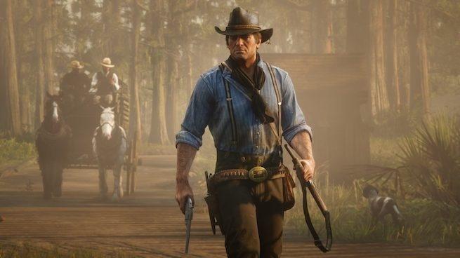 نسخهی رایانههای شخصی Red Dead Redemption 2 در کدهای برنامهی Social Club مشاهده شده است
