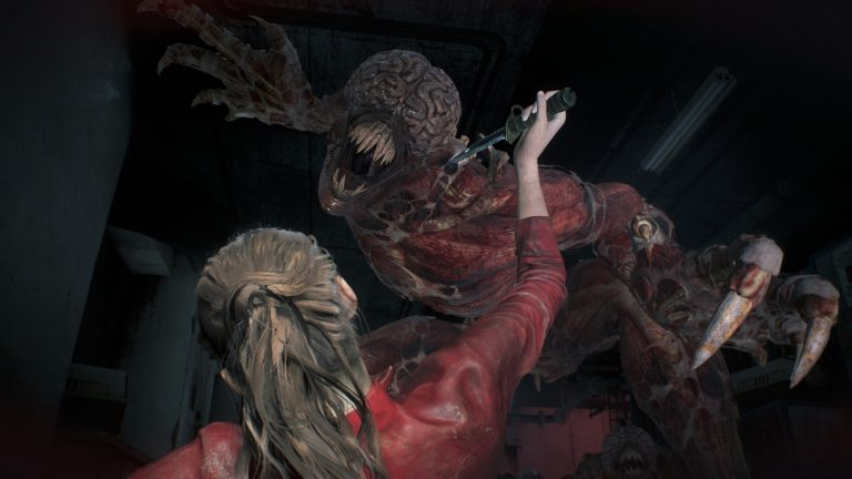 تریلر جدید بازی Resident Evil 2 موجودات Licker را نمایش میدهد