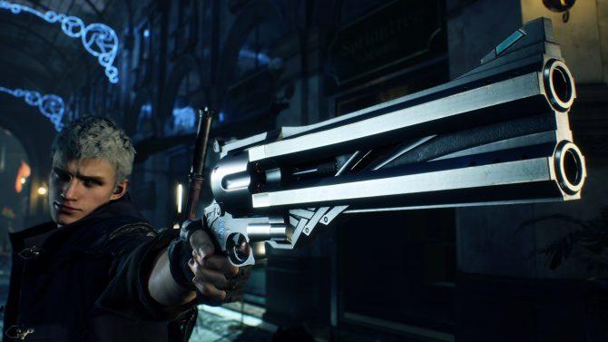 X018   تریلر جدید Devil May Cry 5، حالت Void را معرفی میکند