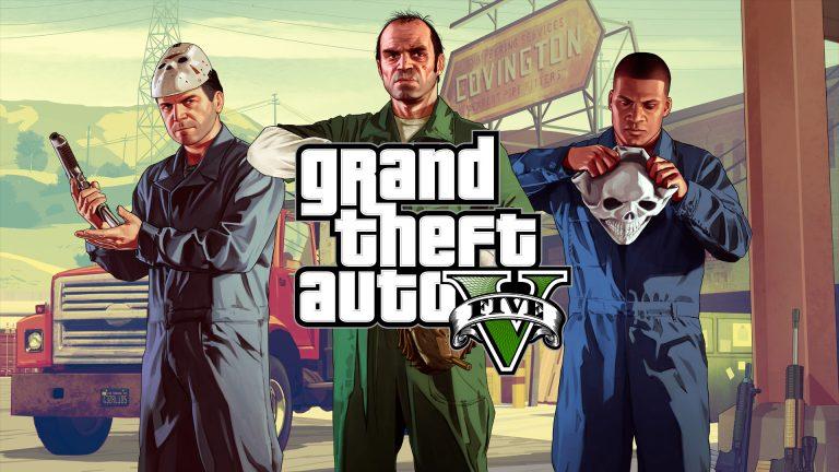 حدود ۱۰۰ میلیون نسخه از Grand Theft Auto 5 به فروشگاهها ارسال شده است
