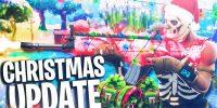 ظاهر بازی Fortnite به مناسبت کریسمس تغییر خواهد کرد