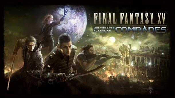 بهروزرسانی بستهالحاقی Comrades برای بازی Final Fantasy XV منتشر خواهد شد
