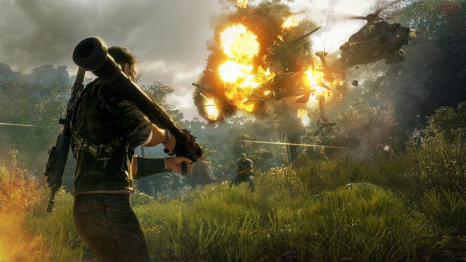 X018 | تریلر سینمایی جدیدی از بازی Just Cause 4 منتشر شد
