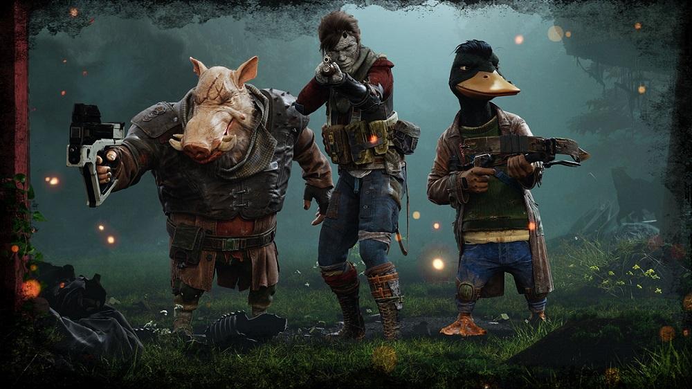 بهینهسازی جدیدی برای نسخهی نینتندو سوییچ بازی Mutant Year Zero منتشر شد