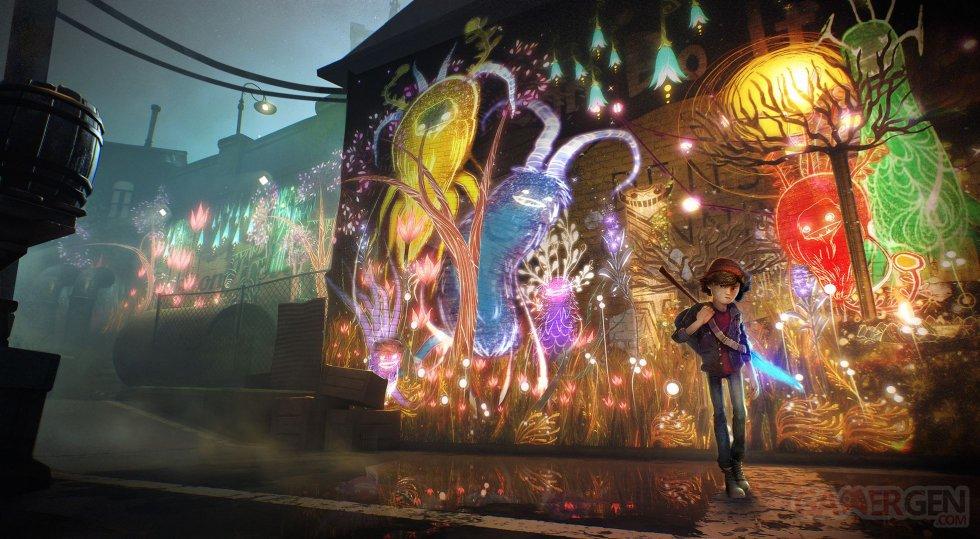 تاریخ عرضهی بازی Concrete Genie اعلام شد